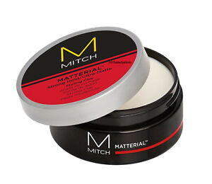 Mitch Matterial >> Paul Mitchell Mitch Matterial Styling Hair Clay 3oz 90g New Ebay