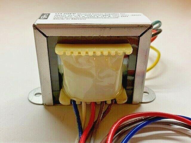 Ot20pp Std Output Transformer 25va  U0026 8k  6k6 To 4  8  16 Ohm