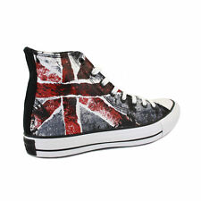 Chuck Taylor All Star Converse CT HI Black/Chili Unisex sneakers style#  139767F