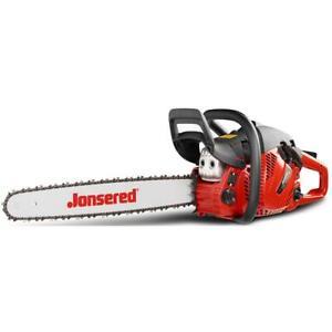 NEW-Jonsered-20-034-Chainsaw-CS-2255-Clean-Power-Engine-55-5CC-Quick-Adjust