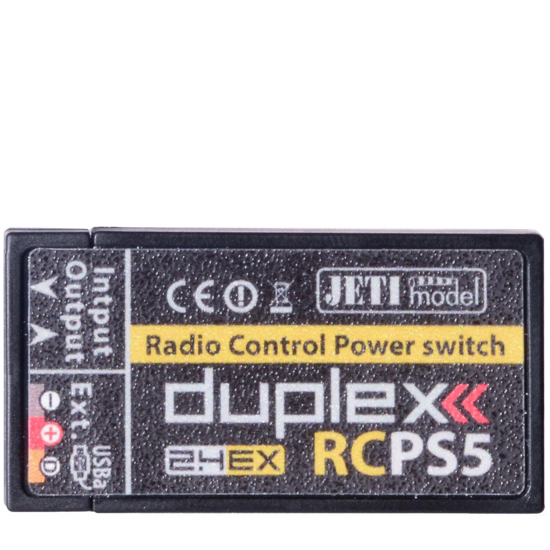 Duplex 2.4ex RC Power conmutador 5a interruptor 2.4 GHz jetimodel 80001228 820224