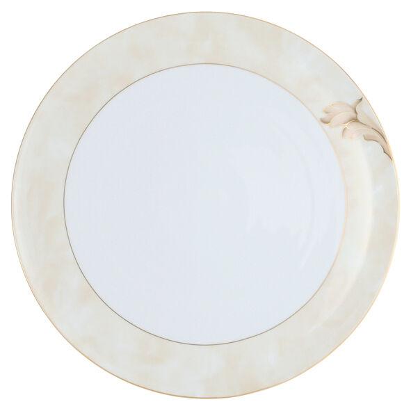 Plaque de Gateau Rond 32 cm Royal Tettau Opal El Dorado 3484 Porcelaine NEUF