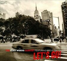 `Weeds, Corydavis, Steve`-`Weeds, Cory & Davis, Steve - Let`S Go`  CD NEW