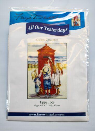 Faye Whittaker All Our Yesterdays Cross Stitch Kits