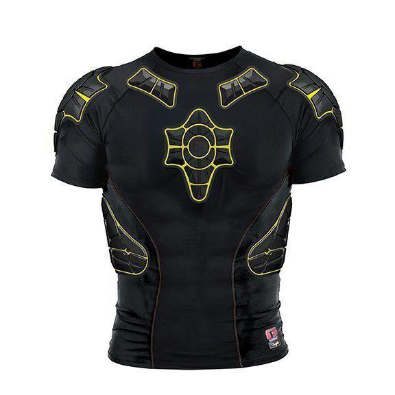 Nueva Camisa de compresión de G-Form Negro Talla Pequeña
