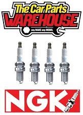 FOUR ( x4 ) GENUINE NGK SPARK PLUGS XX FREE POSTAGE XX NGK 4073  / BKR6EYA-11