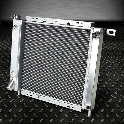 91-94 FORD EXPLORER//RANGER 3.0L//4.0L AT BOLT ON 2ROW DUAL CORE ALUMINUM RADIATOR