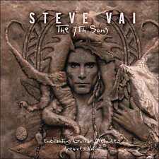 STEVE VAI : 7TH SONG (CD) sealed