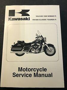 Nomad 2000-08 Kawasaki F+R Brake Pads VN 1500 Vulcan Nomad /& VN 1600 Classic