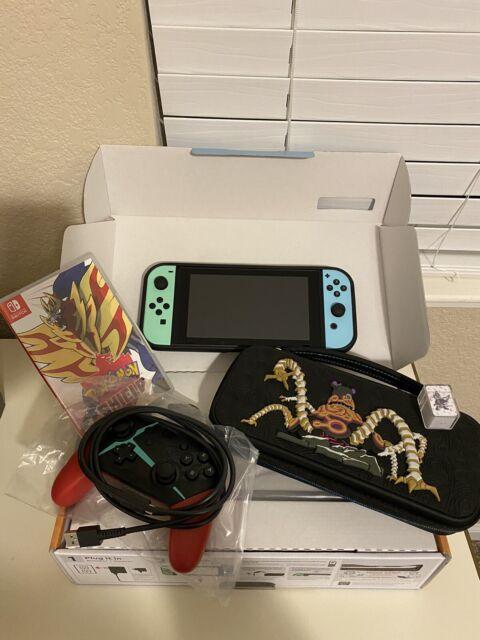 Nintendo Switch Console Animal Crossing New Horizons ...