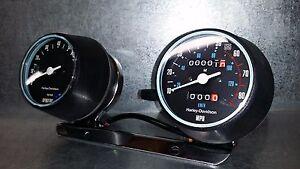 Genuine Harley Davidson Sportster Speedo Tachometer Combo Kit Set 92058-77B NOS