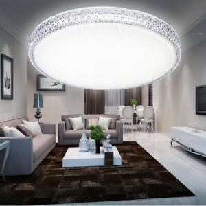 LED Deckenleuchte Deckenlampe Sternenhimmel Wohnzimmerlampe WandlampeIP44
