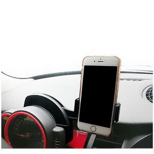 for mini cooper car mount cradle holder stand for mobile. Black Bedroom Furniture Sets. Home Design Ideas