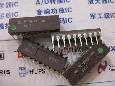 MPS MP7614KN CMOS 14-BIT Multiplying D//A Converter PDIP20 x 1pc