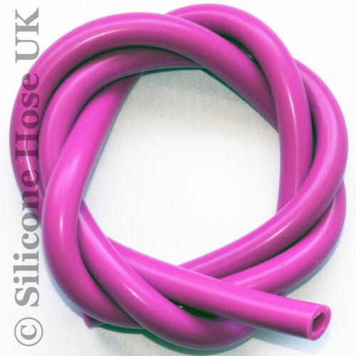 2mm Purple Silicone Vacuum Hose Pipe Tube Silicon Hose Turbo Boost Dump Valve