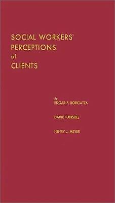 Social Workers' Perceptions of Clients : A Study of the Caseload of a Social Age