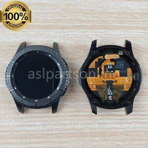 ✅Original Samsung Gear S3 Frontier SM-R760 R765 Replacemen Watch LCD Screen