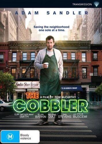 1 of 1 - THE COBBLER : NEW DVD