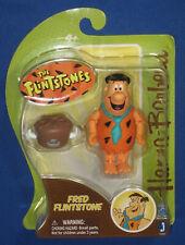 Jazwares Hanna Barbera The Flintstones Fred Flintstone Action Figure