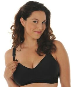 Tee shirt contour bra by Melinda G - size 32E-F - Milk