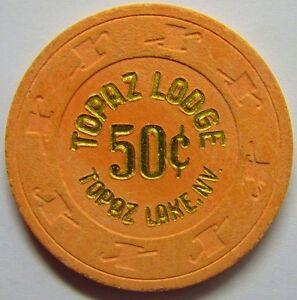 Nevada Casino Chips
