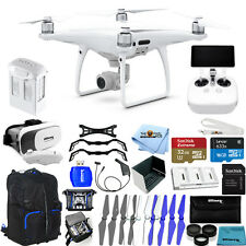 "DJI Phantom 4 Pro+ Drone with 5.5"" 1080p Display! MEGA PRO Accessory Bundle NEW!"
