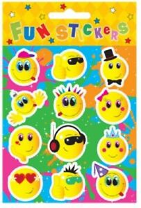 48-Sheets-of-12-SMILEY-FACE-STICKERS