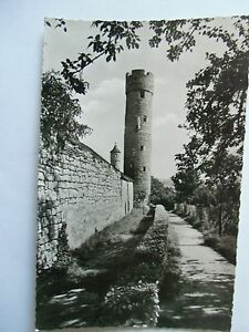 Ansichtskarte-Bad-Neustadt-a-d-Saale-965-Stadtmauer-mit-Wachtuermen