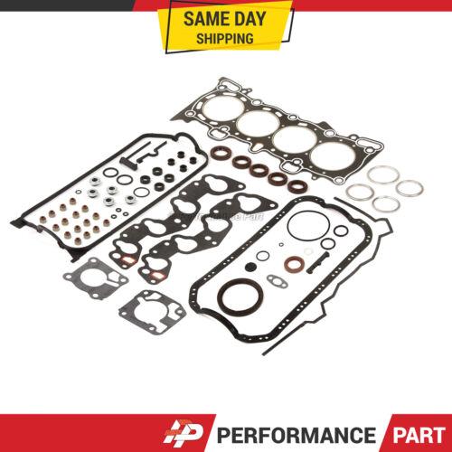 Full Gasket Set Fits 92-95 Honda Civic Del Sol V-TEC 1.5L /& 1.6L D15Z1 D16Z6