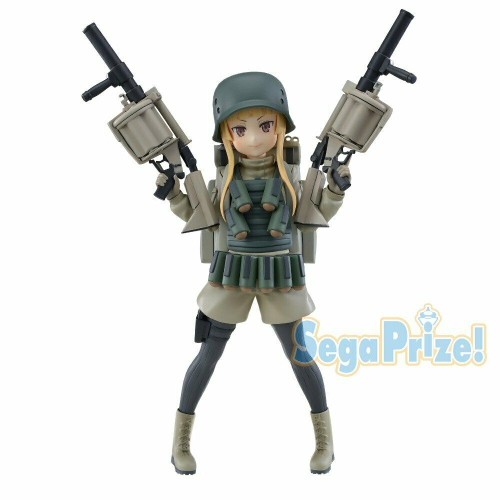 Pre SEGA Sword Art Online Alternative Gun Gale Online Premium Figure Fukaziroh