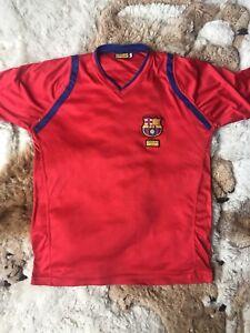 watch 7973b 50ec5 Details about FCBESCOLA / Barcelona / Practice Jersey Kuwait Edition /  Limited / Fúbol Soccer