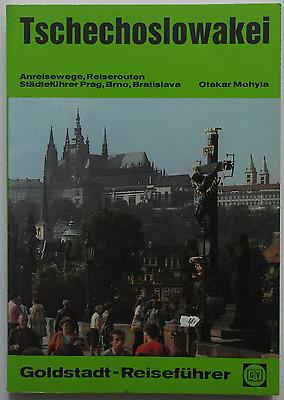 Goldstadt-Reiseführer - Tschechoslowakei / Otakar Mohyla