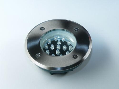 230V Gartenbeleuchtung Gordo IP67 begehbar für Innen Aussen geeignet LWB-67