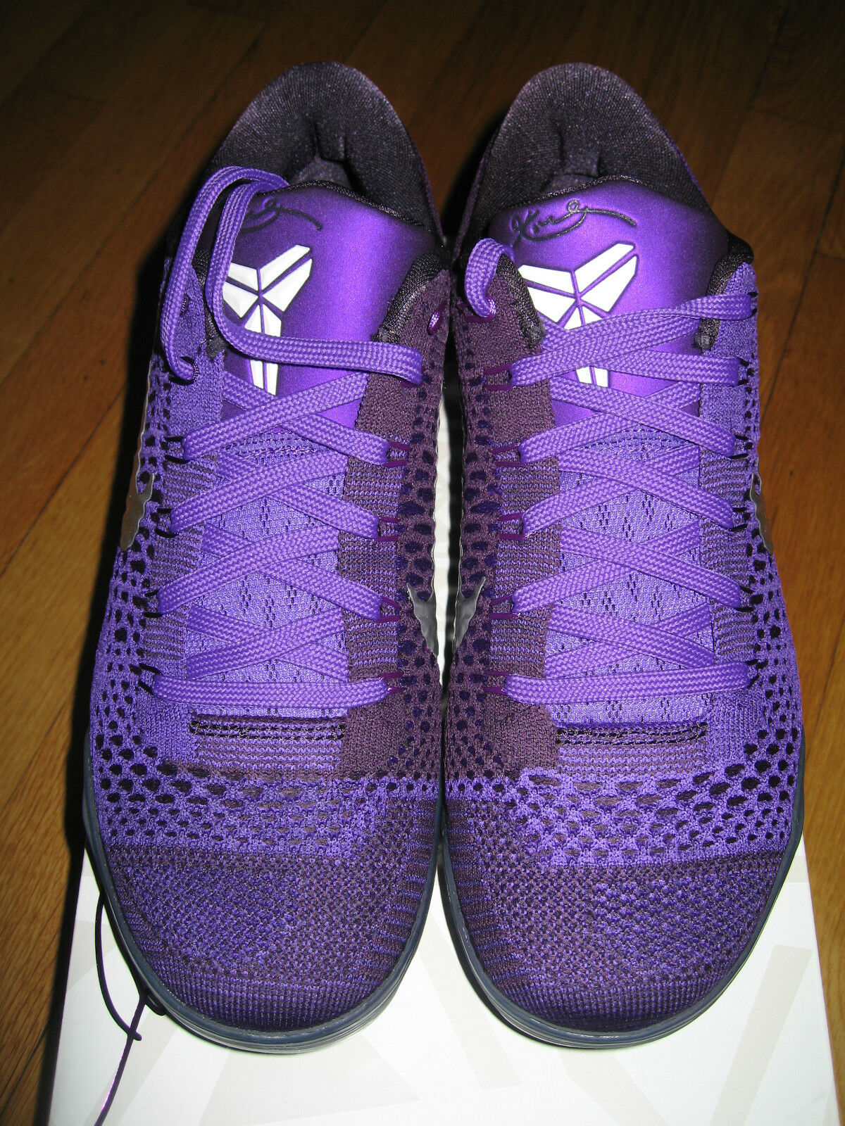 New Nike Kobe IX IX IX Elite Low  Moon Walkers  Basketball shoes Size 8 Dead Stock 8e617d