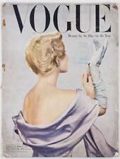 ERWIN BLUMENFELD Carl Erickson DOUGLAS FAIRBANKS  October 1948 US Vogue magazine