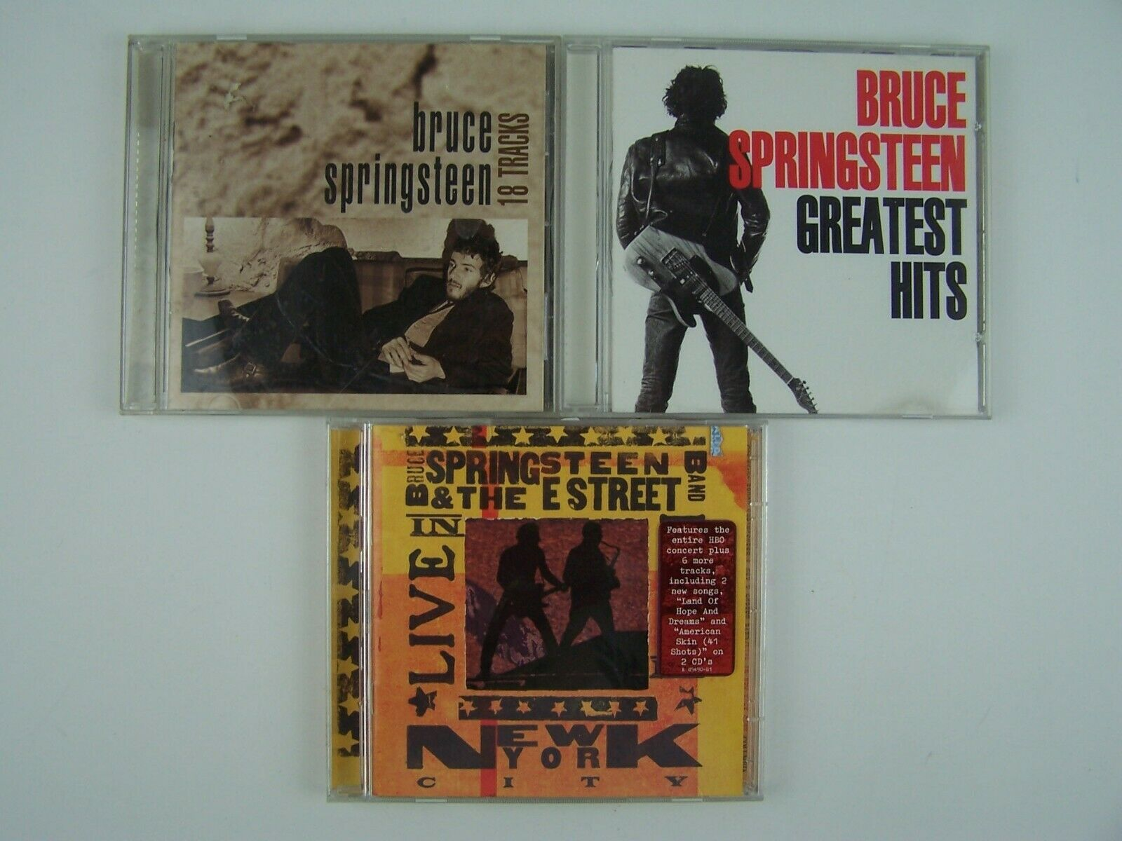 Bruce Springsteen & The E Street Band Collection 8xCD L