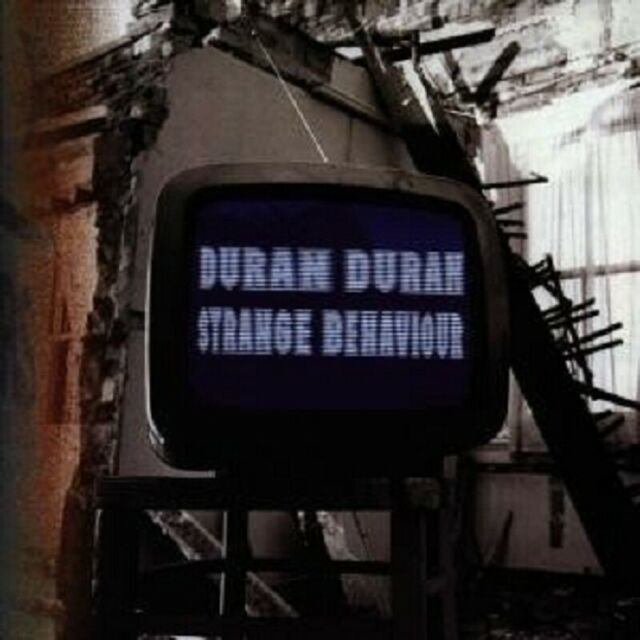 "DURAN DURAN ""STRANGE BEHAVIOUR"" 2 CD NEUWARE"