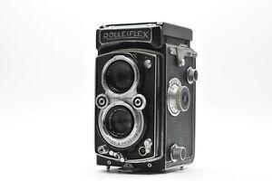 seltenes-EXC-Rolleiflex-V-TLR-Tessar-75mm-f3-5-T-Carl-Zeiss-Jena-Objektiv-Japan