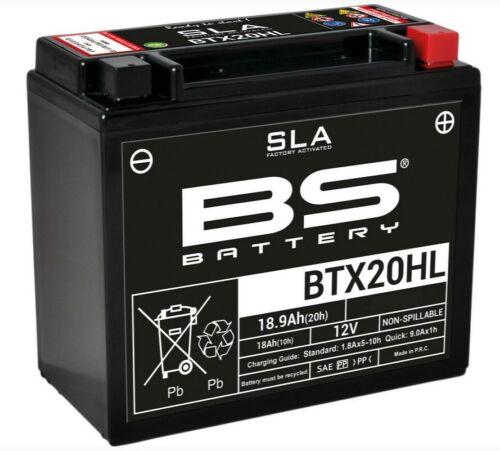 Einbaufertige Batterie Harley FXST 1450 Softail Standard Bj 2000-2003