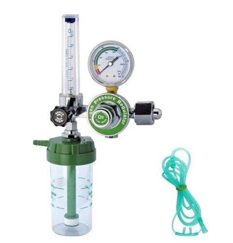 Oxygen Gas Regulator Pressure Flowmeters New Medical Equipment Oxygen regulator