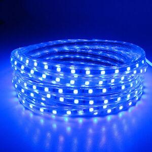 SMD3014-LUZ-CINTA-TIRA-FLEXIBLE-LED-AC220V-60-LED-M-IMPERMEABLE-AZUL