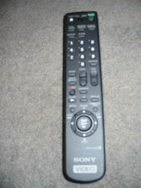***new***sony***vcr Remote Control***rmt V306***slv N51 & Slv N55