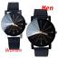 Men-Women-Leather-Stainless-Steel-Sports-Watch-Fashion-Analog-Quartz-Wrist-Watch thumbnail 2