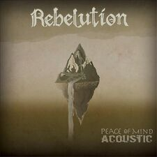 Peace of Mind (Acoustic) by Rebelution (Vinyl, May-2012, Controlled Substance)