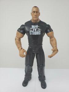 WWE-The-Rock-Jakks-Pacific-Wrestling-Action-Figure