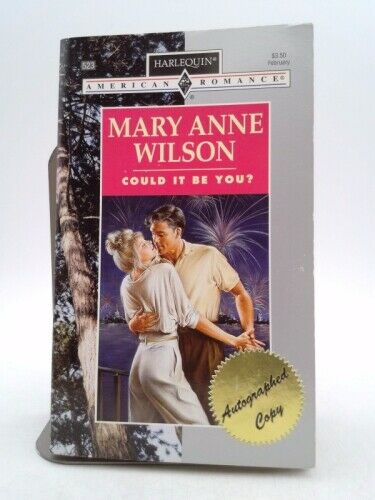 Could It Be You?  (Signed) by Mary A. Wilson