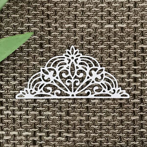 lace Design Metal Cutting Dies For DIY Scrapbooking Card Paper AlbumV!