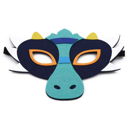 Dinosaur Wing Mask Costume Kids Party Cosplay Wing Dragon Masque Christmas LH