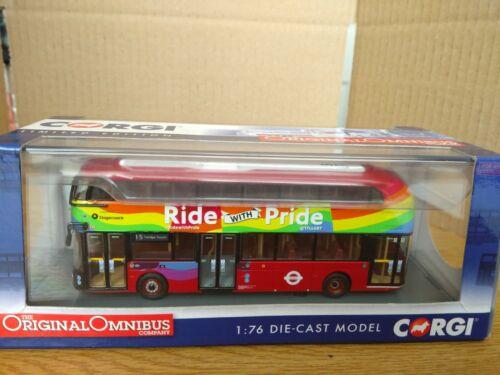 Bus UKBus OM46618B OMBRE ROSSE