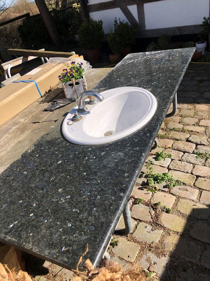 Bordplade, Granit Pearl